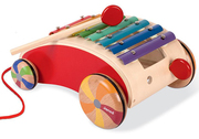 Janod pull along xylophone